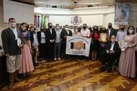 Promotores da Paz são homenageados
