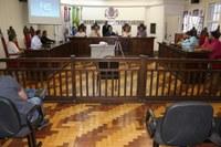 Rede de esgoto é tratada na Comissão de Serviços