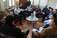 Saúde é tema de reunião entre vereadores e Poder Executivo