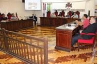 Secretaria de Infraestrutura relata atividades à Comissão de Serviços
