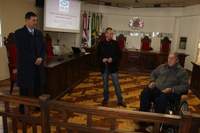 Servidores assistem palestra sobre educação financeira