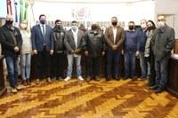 Servidores do TFD são reconhecidos no Parlamento