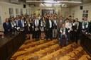 Solenidade marca solidariedade e respeito ao povo Palestino