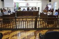 Trabalho em obras urbanas e rurais é relatado no Parlamento