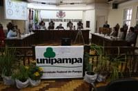 UNIPAMPA expõe atividades em Uruguaiana