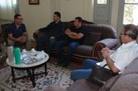 Vereadores da região reúnem-se em Uruguaiana