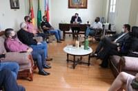 Parlamentares reúnem-se com Deputado Estadual