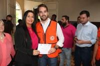 Visita do Governador em Uruguaiana