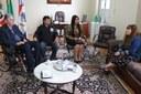 Visita registra história da família Prado Lima